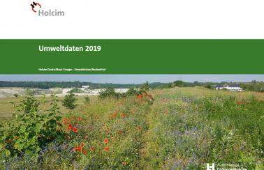 titelseite umweltdaten 2019