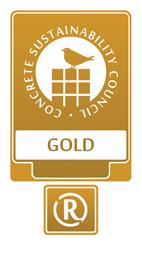 csc logo recycling gold center 5x9cm