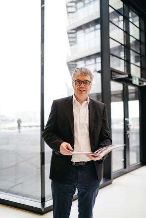Holcim CEO Thorsten Hahn PM Schotter Teufel